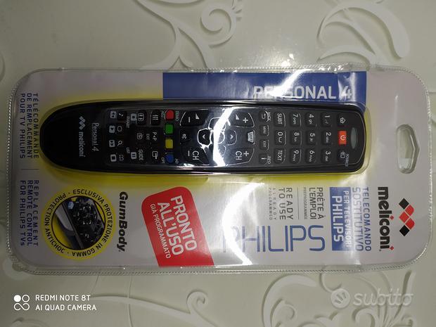 Telecomando philips universale nuovo