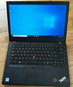 Lenovo Thinkpad T470 i5 8-256 SSD SIM 4G