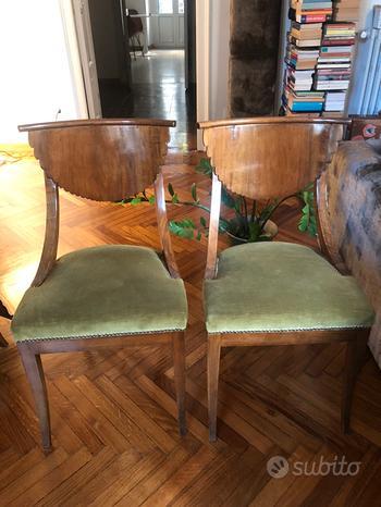 Set di 6 sedie perfettamente conservat
