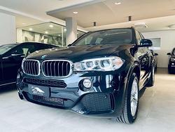 BMW X5 MSPORT xdrive25d 231cv TETTO/LED/PELLE