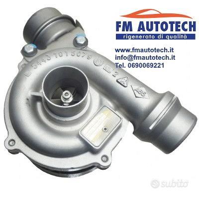 Turbina KKK 54399700027 Renault 1.5 dci 74, 76 KW