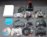 Wii, Xbox, 360,play1,play2 mega drive sega