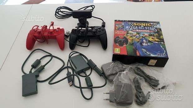 Accessori sony ps3 xbox 360 e Nintendo wii ds