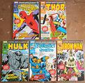 Fumetti Supereroi Classic Marvel