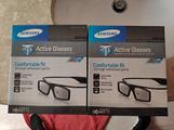 Occhialini 3D Samsung originali NUOVI