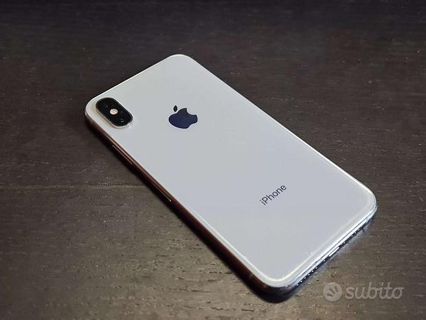 Apple IPhone XS Bianco 64gb Con Garanzia