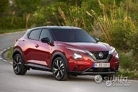 Nissan Juke 2019 per ricambi