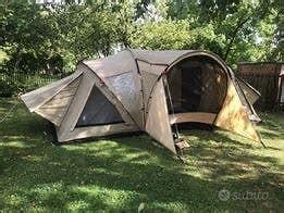 Tenda da campeggio 4 persone Quechua T 4.2 XL air