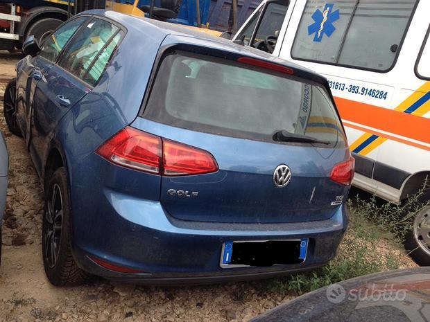 Volkswagen golf 7 ricambi