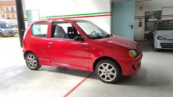 Fiat seicento sporting 1.1 kit abarth ASI