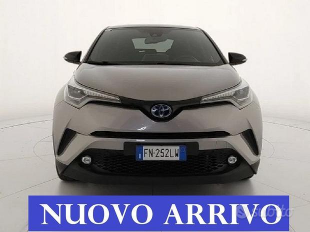 TOYOTA C-HR 1.8 E-CVT Hybrid Trend