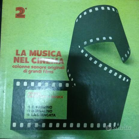 Colonne sonore film 3 lp