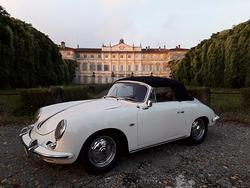 PORSCHE 356 cabriolet Matching number