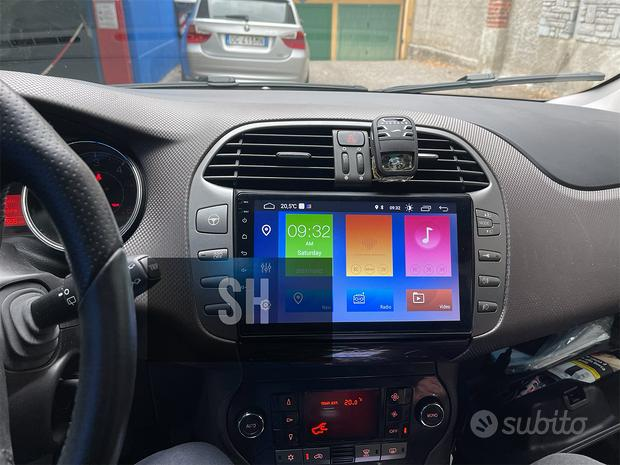 Autoradio navigatore 9pollici Fiat bravo 2007-2012