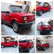 FIAT 126 Cabrio- 1988