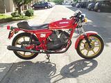 Moto Morini modello sport - 1980