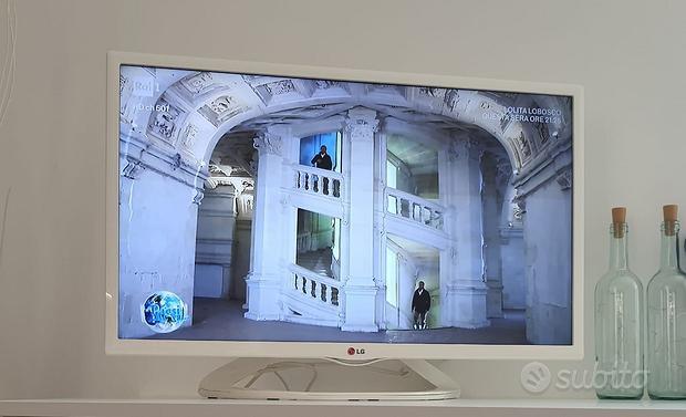 Televisore LG 32LN577S 32 pollici - bianco