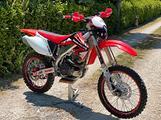 Honda crf 450 targato