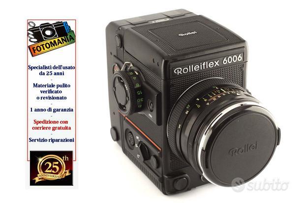 Rolleiflex SLX 6006