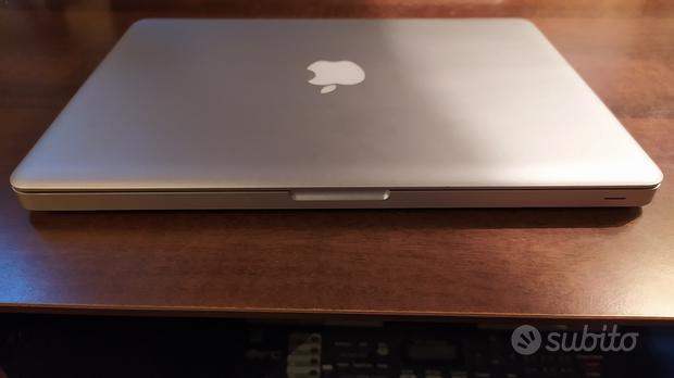 Macbook Pro mid 2012 - 16Gb - SSD 256gb