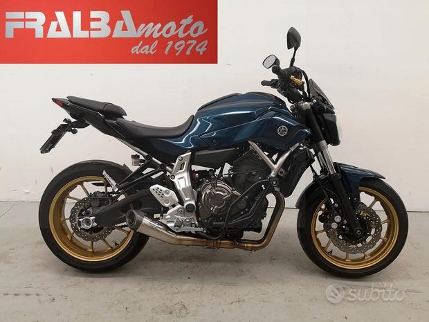 Yamaha MT-07 ACCESSORIATA - 2015