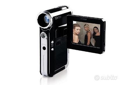 Videocamera Samsung VP-M110B, actioncam, digitale