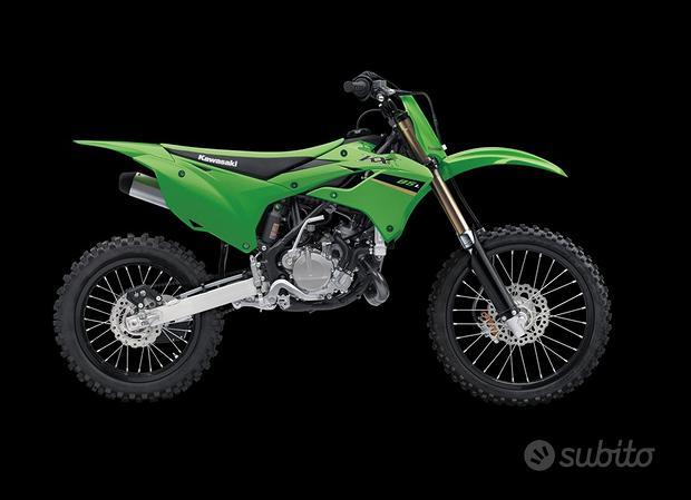 Kawasaki KX 85cc - 2022 Ruota Piccola