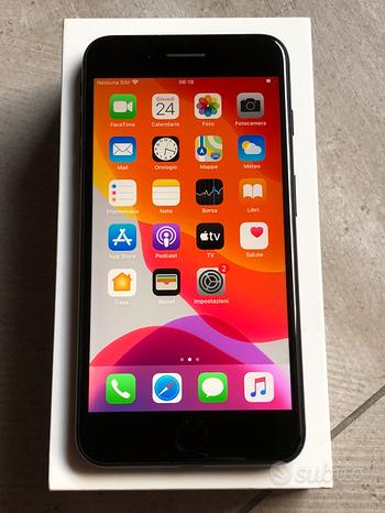 IPhone 7 Plus 128GB Nero Black PERFETTO
