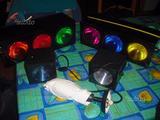 Impianto luci palco
