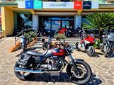 Moto Guzzi 850 T5 cafè racer TOSCA MOTOR