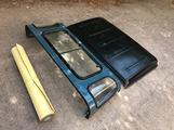 Tetto Defender Pick-up 90 e 110 Land Rover cabina