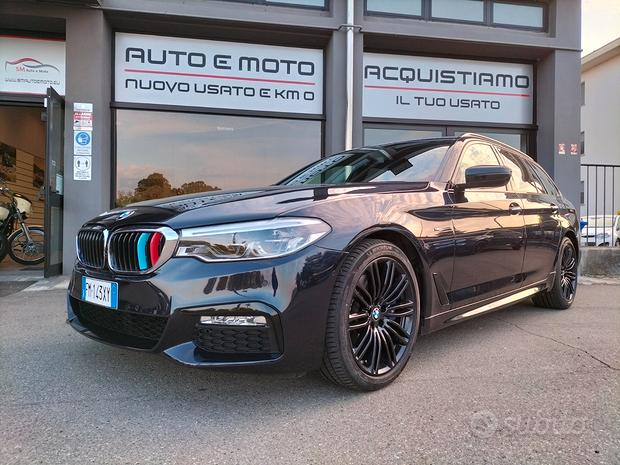 BMW 525 d Touring M sport 2018