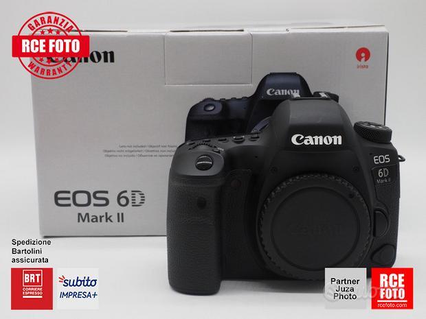 Canon EOS 6D Mark II BODY 004083