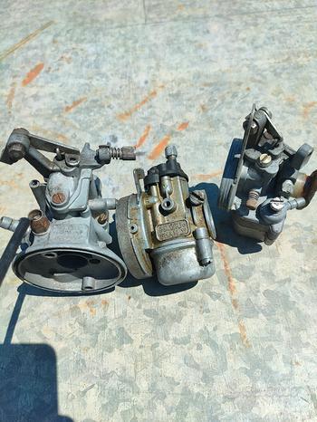 Carburatori vespa dell'orto sha , shb