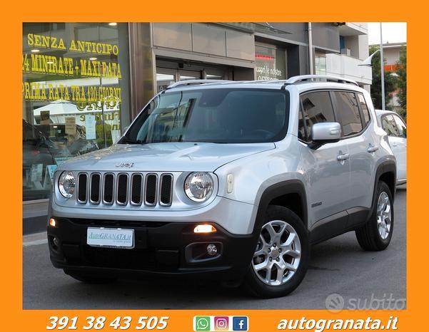 Jeep Renegade 1.6 Mjt 120CV Limited S.park+U-Conne