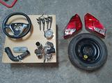 Fiesta sportelli stop volante turbina iniettori