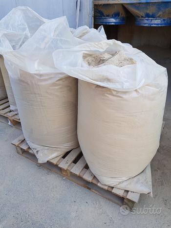 Segatura in polvere per pellet o per asciugare