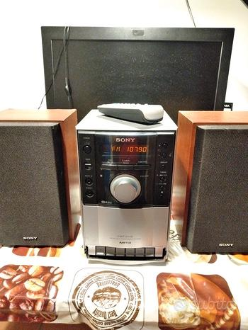 Stereo Sony modello CMT-EH10