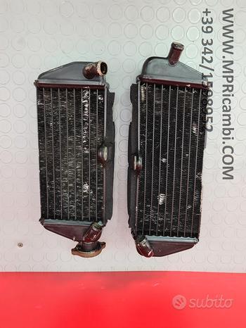 RADIATORI RADIATORE x HUSQVARNA CR 250 1990 1991 W