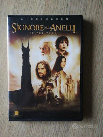 """DVD Il Signore degli Anelli: """"Le due torri"""""""