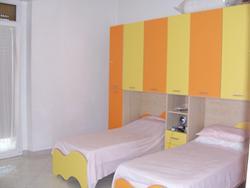 Camera singola per studentessa o lavoratrice