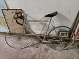 Bici Geminiani da corsa d'epoca Jacques Anquetil