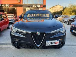 Alfa romeo Stelvio 2.2jtdm 210cv Q4 automatico2018