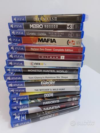 Ps4 Playstation 4 videogiochi prezzi in descrizion