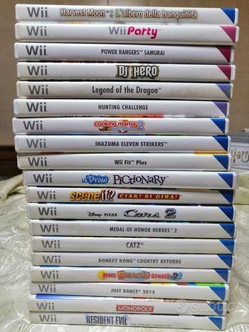 Wii piattaforma perfetti utilizzati una volta