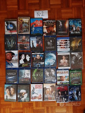 DVD nuovi sigillati film serie TV vario genere I-L
