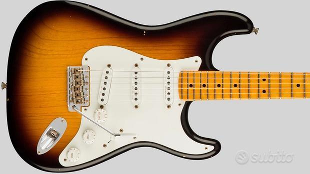 Fender Custom Shop Eric Clapton Strato J.Relic