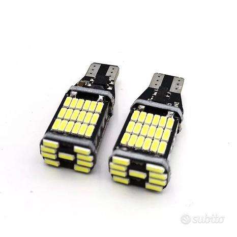 Luci LED retromarcia T15