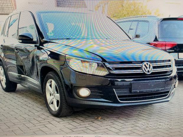 Volkswagen Tiguan 2013 ricambi vari