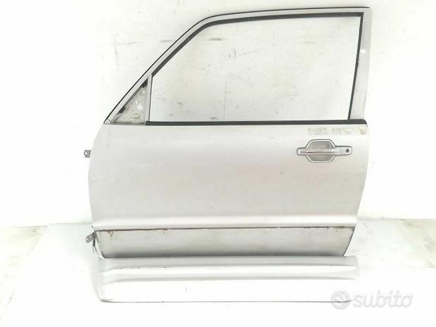 Porta anteriore sinistra mitsubishi pajero 91>1997